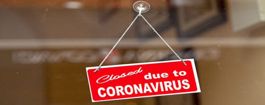 Corona Virus and Saving Your Business Denver, Co